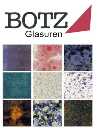 BOTZ Glasuren